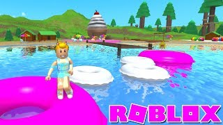 Roblox: Escape the Summer Camp Obby