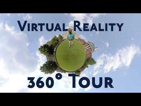 360° Tour of Christopher Newport University