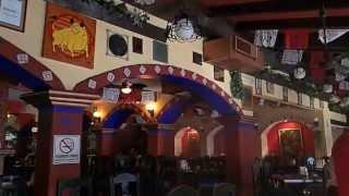 ужин в ресторане La Parrilla (Канкун, Мексика)