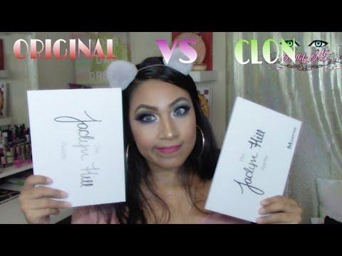 ORIGINAL VS CLON JACLYN HILL X MORPHE thumbnail