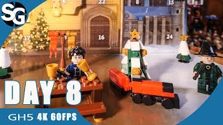 LEGO Harry Potter Advent Calendar 2019 Unboxing (Set 75964) | Day 8