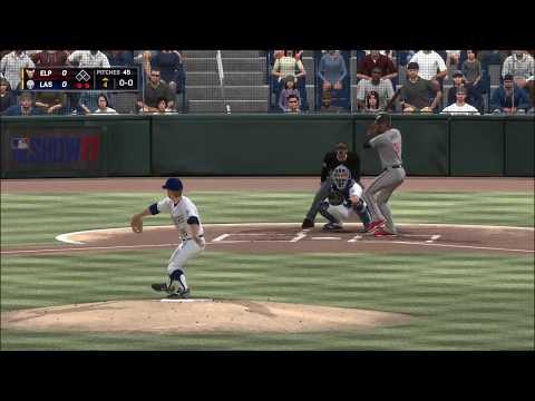 MLB The Show 17: El Paso Chihuahuas @ Las Vegas 51s. August 21, 2020.