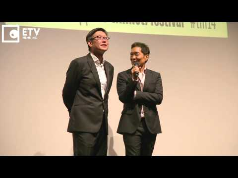 WaiKeung Lau and Andrew Loo, Revenge Of The Green Dragons TIFF 2014