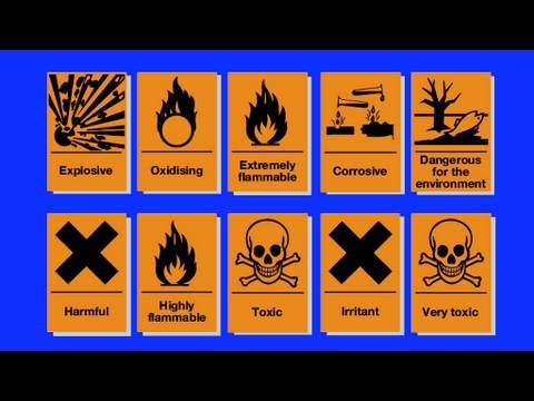Hazardous Substances Safety - The Fundamentals - Solvents, Chemicals, Fuels, Fire and Explosion