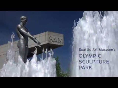 Seattle Art Museum's Olympic Sculpture Park - Free Tour Guide App