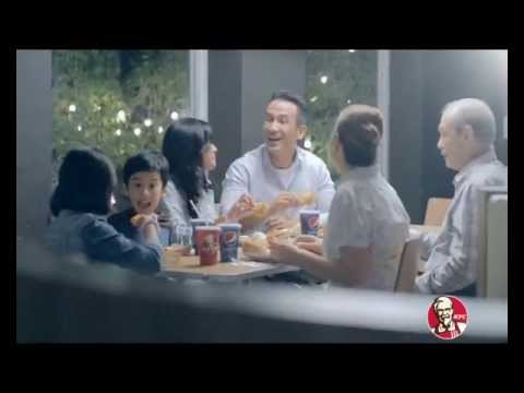 KFC Seafood Symphony TVC Travel Video