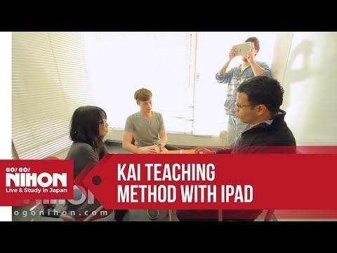 KAI Language School's iPad-Integrated Teaching Methods - Presented by Go! Go! Nihon