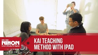Go! Go! Nihon Presents KAI Language School's iPad Integrated Teaching Methods