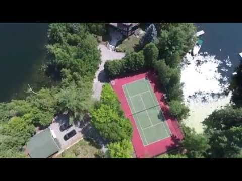 211 Indian Lake Rd Luxury Waterfront Home For Sale - Rideau Lakes