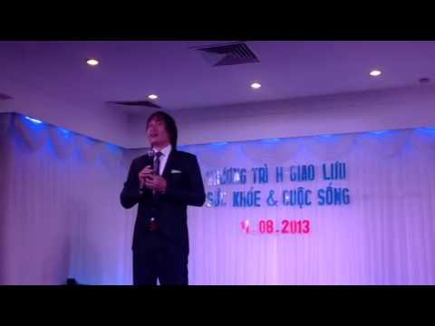Doanh Nhân-DG Vũ Hữu Lợi chia se ve co hoi VISION Part-1