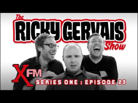 The Ricky Gervais Show - XFM Series 1, Episode 23