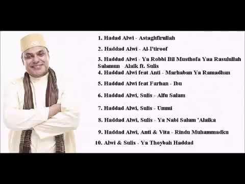 HADDAD ALWI - Sholawat Merdu Menyrntuh Qolbu Full Album