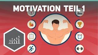 Motivation, Aktivierung, Emotion und Einstellung Part 1 ● Gehe auf SIMPLECLUB.DE/GO