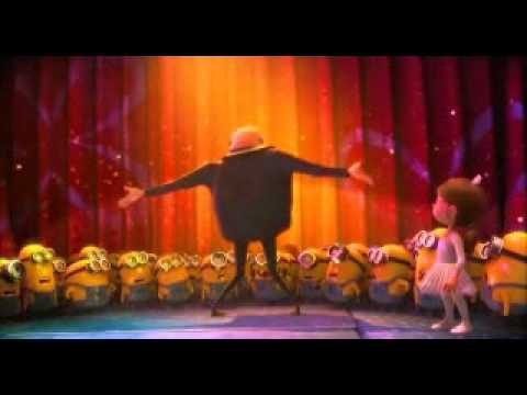 despicable me dancing - YouTube