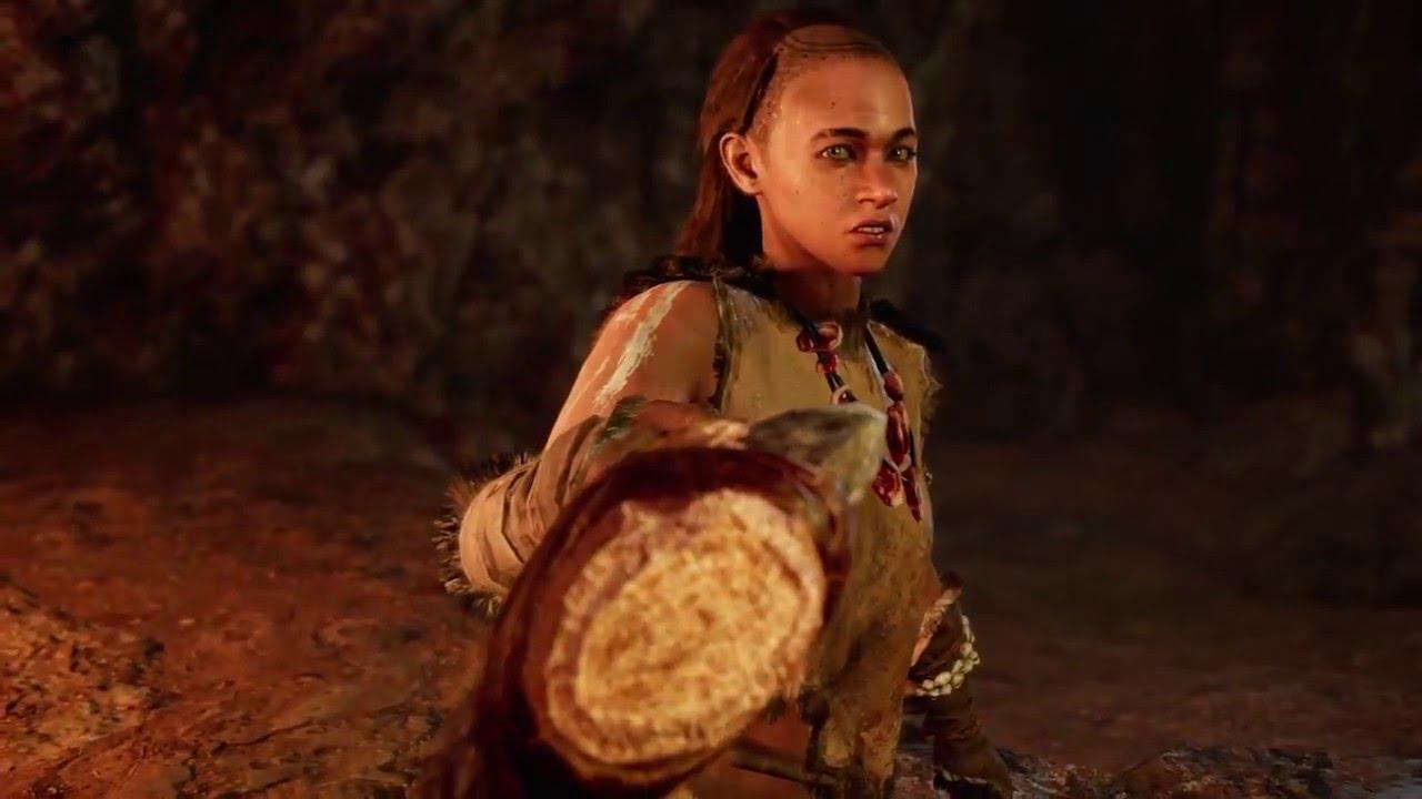Far Cry Primal Sayla Swings At Takkar Wenja Take Dah To Die Hd Youtube