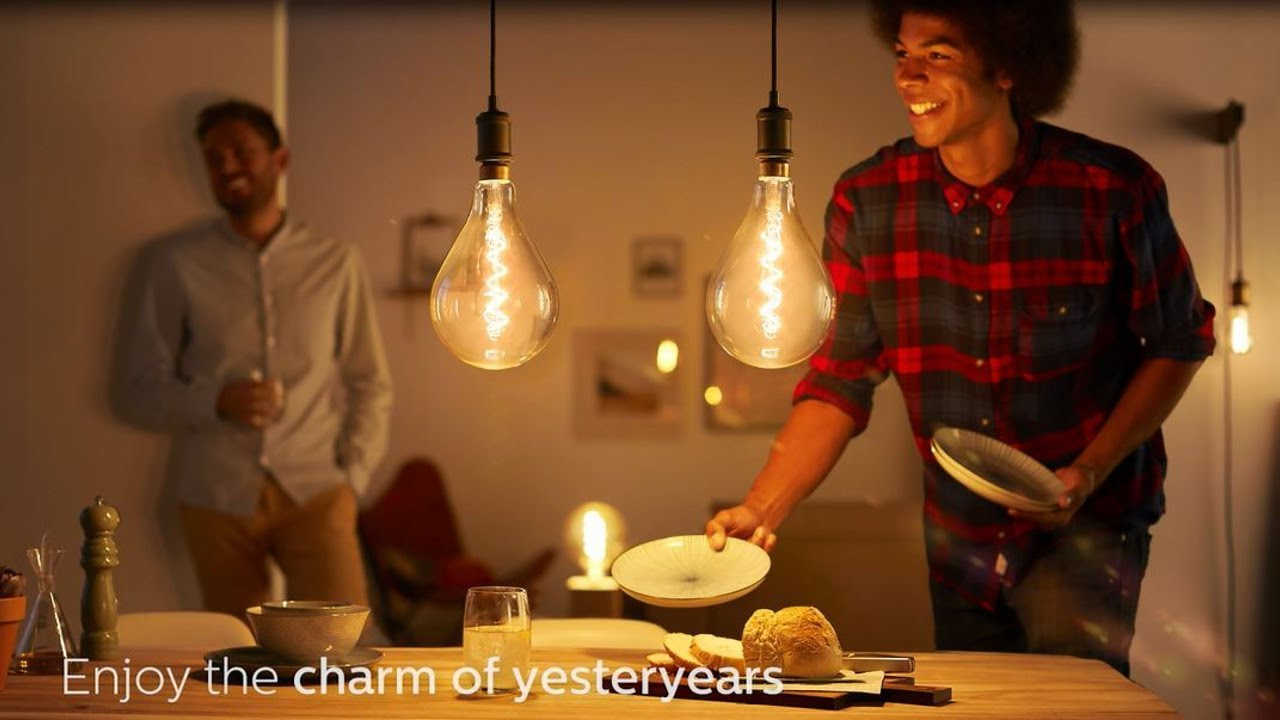Add A Sense Of Nostalgia To Your Home Philips Vintage Led Lamps Youtube