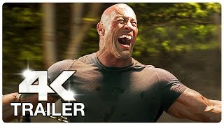 FAST AND FURIOUS 9 Hobbs And Shaw Trailer 2 (4K ULTRA HD) NEW 2019