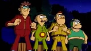 Marsupilami Tập 5 Marsu Trong Cuộc Đua