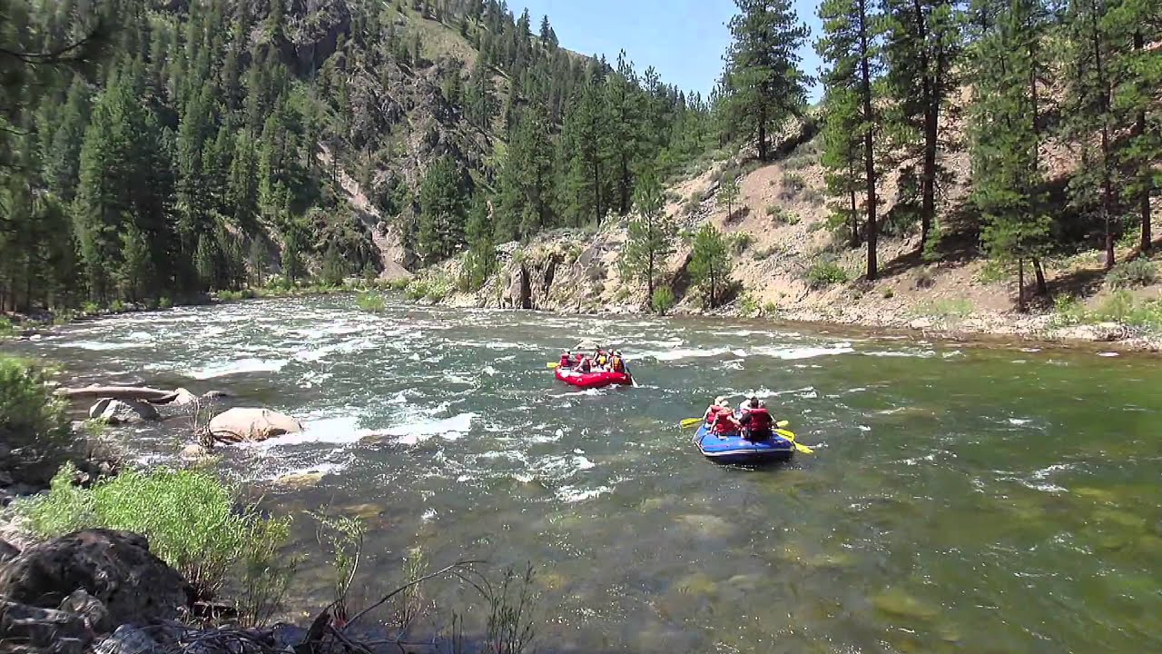 Happy Clean Living: Floating The Boise River