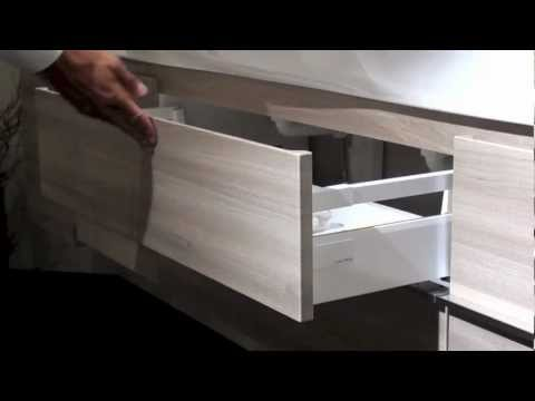 Laufen Vanity Units - How to: remove and insert the ...