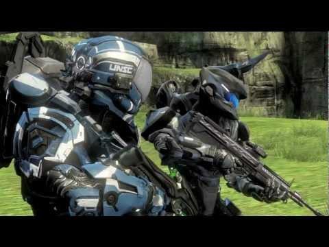 No Signal Halo 4 Horror Machinima  Doovi