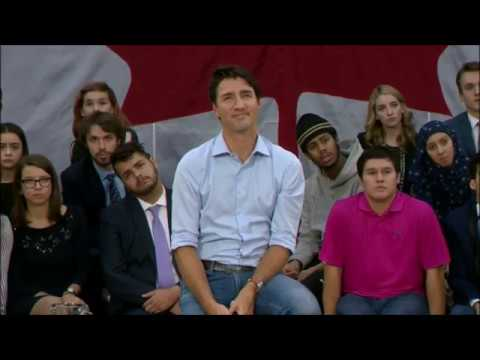 BAM! Trudeau Feels The Full Wrath Of Calgarians