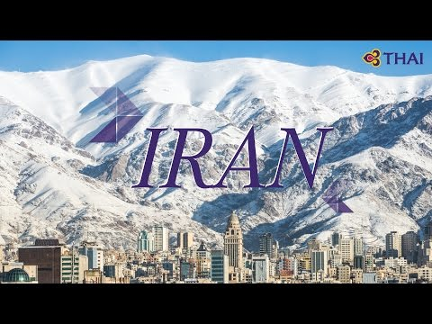 Welcome to Iran, THAI's new destination