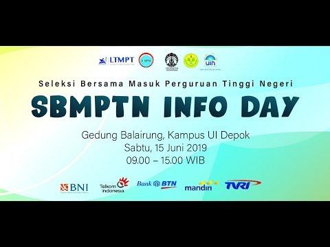 SBMPTN INFO DAY 2019