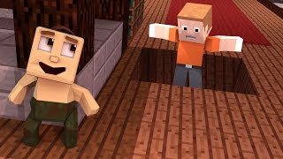 Minecraft | Who's Your Daddy? Baby Hides Big Secret? (WHATS WRONG WITH BABY?)