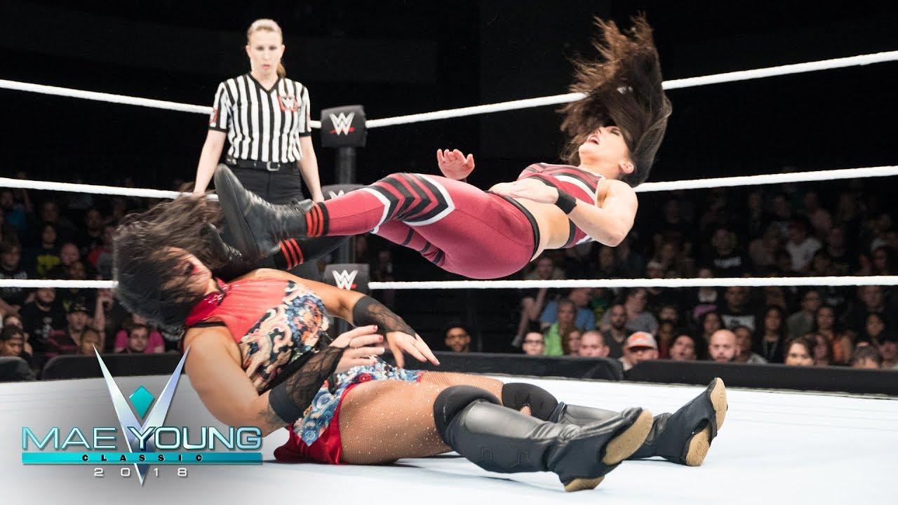 Deonna Purrazzo vs. Xia Li - Second-Round Match: Mae Young Classic, Oct. 10, 2018
