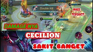 Cecilion Hero Mage Terbaik - Hero Cecilion MOBILE LEGENDS