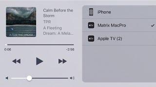 iOS 10 - Volume / Music Controls Missing [Fix]