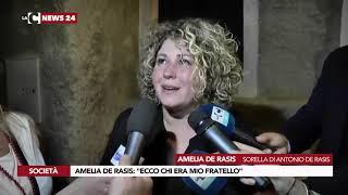 AMELIA DE RASIS  ECCO CHI ERA MIO FRATELLO