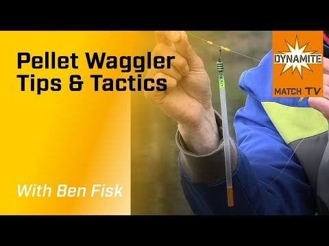 Match Fishing: Pellet Waggler Tips And Tactics