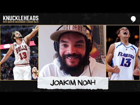 Joakim Noah Joins Q and D   Knuckleheads S6: E14   The Players' Tribune