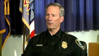 Milwaukee Police Chief sits down for one on one interview with 12 News
