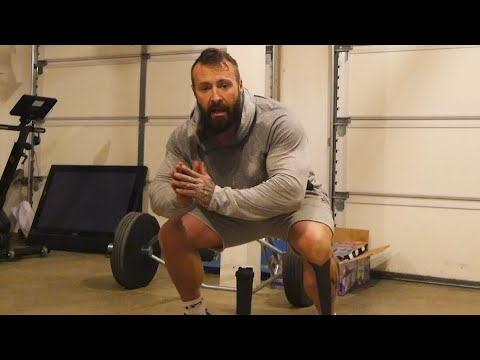 Gethin's At Home Leg Workout