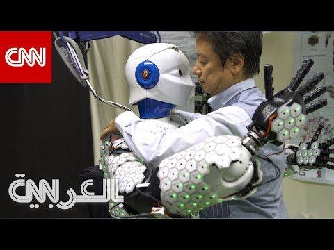 جلد اصطناعي يعطي الروبوتات القدرة على الشعور مثل البشر  - نشر قبل 3 ساعة