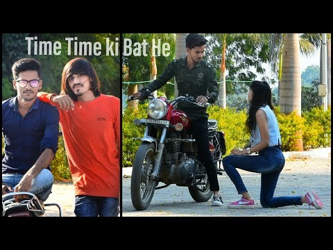 સમય સમય ની વાત છે || Gujarati Comedy || Video By Ravi Jadav