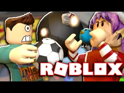 SURVIVING SUPER BOMBS IN ROBLOX w/ RadioJH Games!