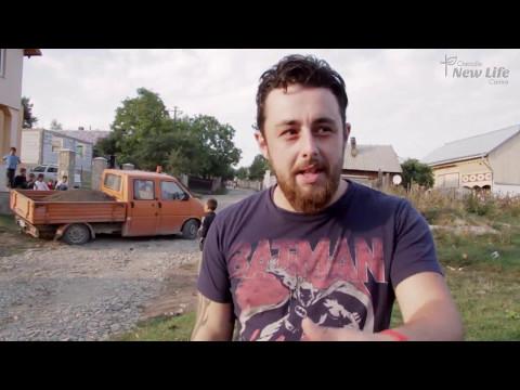 Gypsy village project: Romania