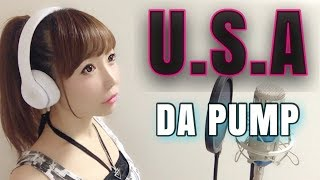 U.S.A./DA PUMP【フル歌詞付き】-cover/ダパンプ-USA