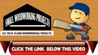 Small Woodworking Projects | Simple Woodworking Projects