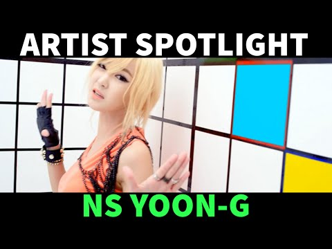 K-POP ARTIST SPOTLIGHT - NS Yoon-G