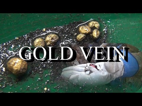 RICH GOLD VEIN FOUND | Epithermal | Ironstone - Gold - Quartz - ask Jeff Williams