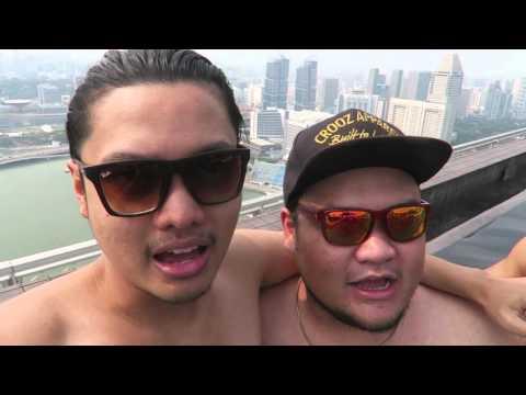 KOLAM RENANG DEWA | Marina Bay Sands Singapore #2