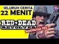 Seluruh Alur Cerita Red Dead Revolver Hanya 22 MENIT - Awal Kisah Red Dead Redemption NOSTALGIA PS2