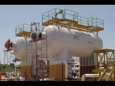 Oil Field Processing Lectures ( Separator Part1 )
