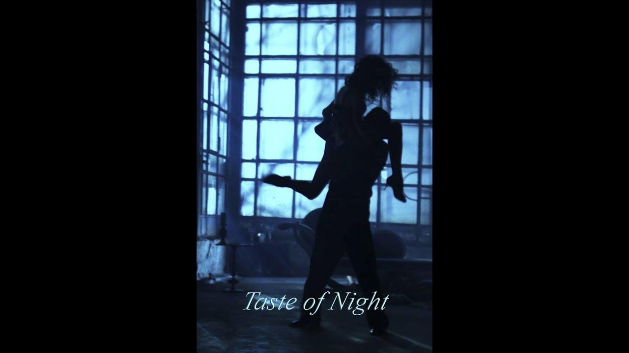 Аргентинское танго.  Танцевальный фильм Людмилы Комраковой Вкус ночи. Tango film Taste of Night
