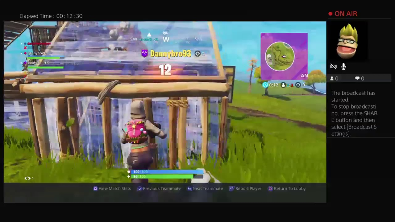Fortnite Playground Mode Can T Come Fast Enough